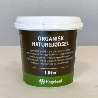 Organisk naturgjødsel
